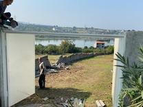 فروش زمین مسکونی 1100 متر در جاده نظامی با ویوو ابدی دریاچه در شیپور