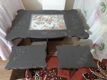 میز وسط و 4تا عسلی  در شیپور