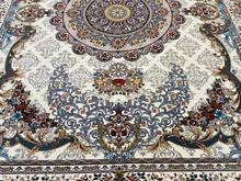 فرش عقیق دربار 700 شانه اصل تمام نخ هایلی در شیپور