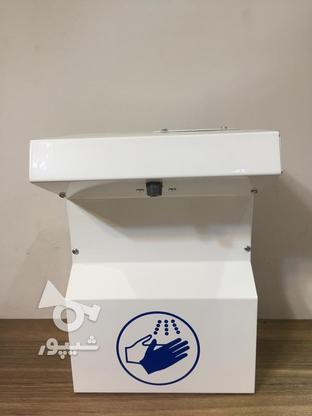 دستگاه ضد عفونی کننده دست پاشش خودکار الکل در گروه خرید و فروش صنعتی، اداری و تجاری در تهران در شیپور-عکس2
