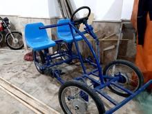 چهارچرخ رکابی سفارشی در شیپور