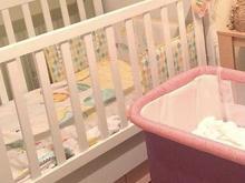 تختخواب کودک کاملا سالم برند بشیک در شیپور