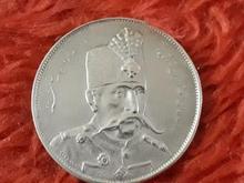 سکه دو هزار دینار تصویری احمدشاه 1337  در شیپور