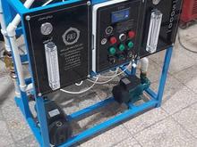 دستگاه تصفیه آب 5000 لیتری نیمه صنعتی در شیپور