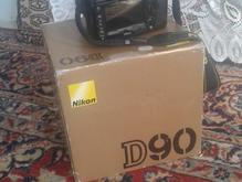 دوربین حرفه ای NIKON D90 در شیپور