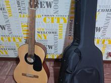 گیتار کلاسیک+هاردکیس+پایه دیواری+کاپو+4تاDVDآموزشی و 2 کتاب در شیپور