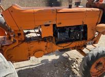 تراکتور رومانی جفت فابریک نارنجی در حد صفر  در شیپور-عکس کوچک