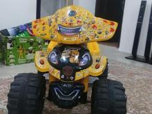 موتور شارژی چهارچرخ در شیپور