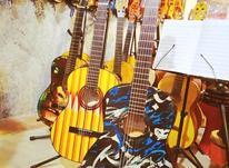 گیتار های فوق العاده خوش صدا همراه با گارانتی  در شیپور-عکس کوچک