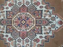 گلیم فرش شکلاتی در شیپور