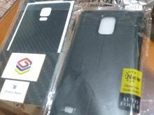 قاب گوشی سامسونگ note 4 به همراه برچسب درب گوشی در شیپور