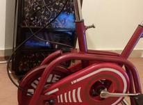 دوچرخه ثابت در حد آک. در شیپور-عکس کوچک