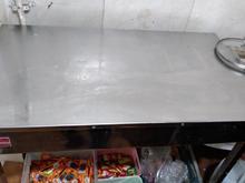 میز کار استیل در شیپور
