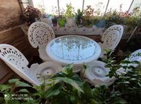 ناهارخوری میزو و صندلی  تعداد محدود  در شیپور-عکس کوچک