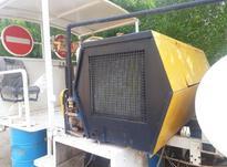 فروش دو دستگاه خط کشی جاده با کمپرسورهای پرکنز و دویتس در شیپور-عکس کوچک