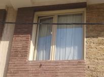 پنجره آهنی با شیشه های دوجداره دوقاب بزرگ در شیپور-عکس کوچک