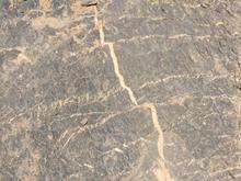 معدن مرمریت شبیه لاشتر  در شیپور