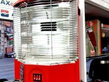 بخاری برقی فن دار ابراستار 1500وات در شیپور