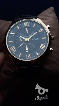 ساعت مچی رومانسون- آکبند در گروه خرید و فروش لوازم شخصی در مازندران در شیپور-عکس1