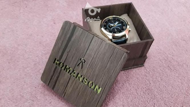 ساعت مچی رومانسون- آکبند در گروه خرید و فروش لوازم شخصی در مازندران در شیپور-عکس2