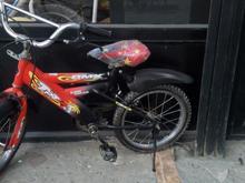 دوچرخه سایز شانزده در شیپور
