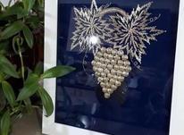 تابلو و انواع رومیزی سرمه دوزی در شیپور-عکس کوچک