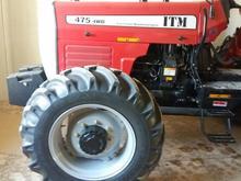 فروش تراکتور 475 جفت خشک مدل99 در شیپور