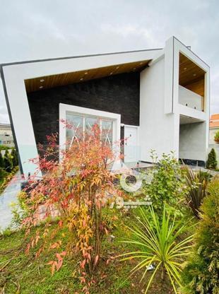 فروش ویلا نیم پیلوت مدرن منطقه جنگلی نور در گروه خرید و فروش املاک در مازندران در شیپور-عکس1