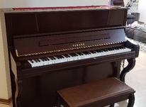 پیانو آکوستیک یاماها YAMAHA  در شیپور-عکس کوچک