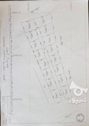 فروش زمین مسکونی 5400 متر در چاف و چمخاله در گروه خرید و فروش املاک در گیلان در شیپور-عکس1