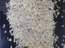 500 کیلو نیم دانه ارگانیک هاشمی در شیپور