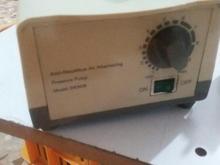 پمپ باد تشک مواج ضد زخم بستر در شیپور