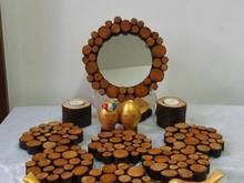 ست هفت سین چوبی در شیپور