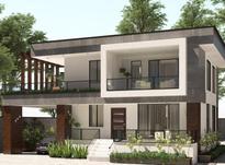 خدمات طراحی ساختمان مسکونی تالار باغ ویلا  در شیپور-عکس کوچک