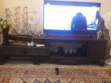 میز تلویزیون چوبی در شیپور