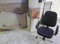 میز مدیریت و صندلی چرخدار  در شیپور-عکس کوچک