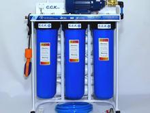 دستگاه تصفیه آب نیمه صنعتی سنگین 1200 گالن اروپا در شیپور