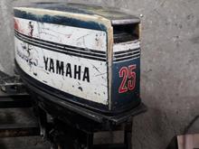 فروش قایق 25 یاماها در شیپور