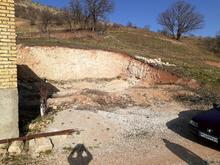 زمین مسکونی خاکبرداری شده شناج بسته شده  در شیپور