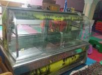 یخچال ویترینی مغازه شیشه خم  در شیپور-عکس کوچک