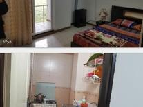 اجاره آپارتمان مبله 120 متری درساحل محمودآباد در شیپور