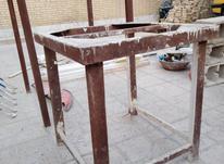 فروش دوتا چهارپایه فلزی در شیپور-عکس کوچک