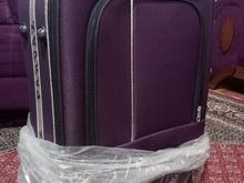 چمدان دو عددی  دوسایز بزرگ و کوچک  با کیفیت خوب و با ضمانت د در شیپور