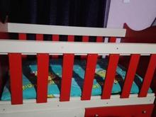 تخت کودک خیلی نو هست   در شیپور