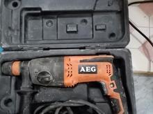فروش دریل هیلتی AEG کارکرده  در شیپور