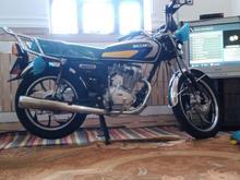موتور سیکلت 200ccبدون عیب سالم سالم درحد خشک  در شیپور