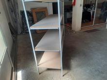قفسه آهنی با کفی چوبی  در شیپور