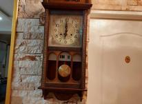 ساعت دوکوک دیوار کوب برنز بشقاب  در شیپور-عکس کوچک