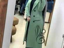 مانتو سهیل بلند در دو رنگ زیبا و جذاب در شیپور