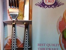 کارد و جنگال میوه خوری آکبند مارک TWO در شیپور